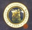 ตราสัญลักษณ์ Institut Teknologi Bandung ที่ระลึกจากการประชุม International Cooperation