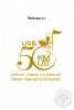 เอกสารคู่มือสำหรับแขกต่างชาติในการเข้าร่วมงาน 50 ปี มจธ. ระหว่างวันที่ 29-30 มีนาคม 2553