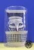 เตาจุดเทียนหอมเซรามิครูปผีตาโขน