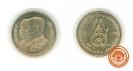 เหรียญ 2 บาท ที่ระลึก 100 ปี  โรงพยาบาลศิริราช พ.ศ. 2531