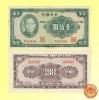 ธนบัตรประเทศจีน ราคา 100 หยวน