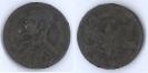 เหรียญ  25 สตางค์ พระบรมรูปรัชกาลที่ 8 - ตราแผ่นดิน พ.ศ. 2489