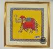 ภาพงานศิลปะ รูปช้าง