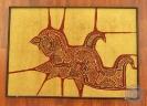 ภาพงานศิลปะ รูปม้า