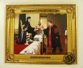 ภาพถ่าย   ดร.กฤษณพงศ์ กีรติกร รับพระราชทานปริญญาบัตร