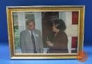 ภาพถ่ายดร.กฤษณพงศ์ กีรติกร และสมเด็จเด็จพระเทพฯ รัตนราชสุดาสยามบรมราชกุมารี