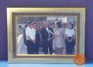 ภาพ สมเด็จพระเทพรัตนราชสุดา ฯ สยามบรมราชกุมารี ทรงฉายร่วมกับ ดร.กฤษณพงศ์ กีรติกร