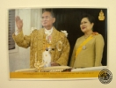 ภาพโปสเตอร์ พระราชพิธีเสด็จออกมหาสมาคม ณ สีหบัญชร พระที่นั่งอนันตสมาคม วันที่ 9 มิถุนายน 2549