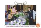 """ภาพรับพระราชทานเกียรติบัตร/ เข็มที่ระลึกในงานสัมมนาและนิทรรศการ """"12 ปี รัตนราชสุดาสารสนเทศ"""""""