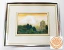 ภาพงานศิลปะภูเขาไฟ Fujiyama
