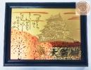 ภาพปราสาทโอซาก้า (Osaka Castl) ที่ระลึก